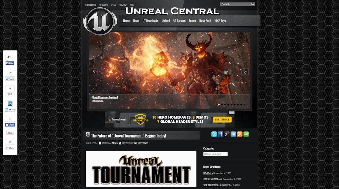 unrealcentral